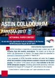 ASTIN Panama 2017 Actuarial Paper Contest V3