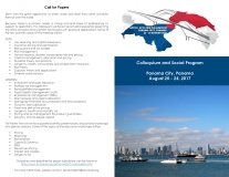 Call for papers panama2017_1